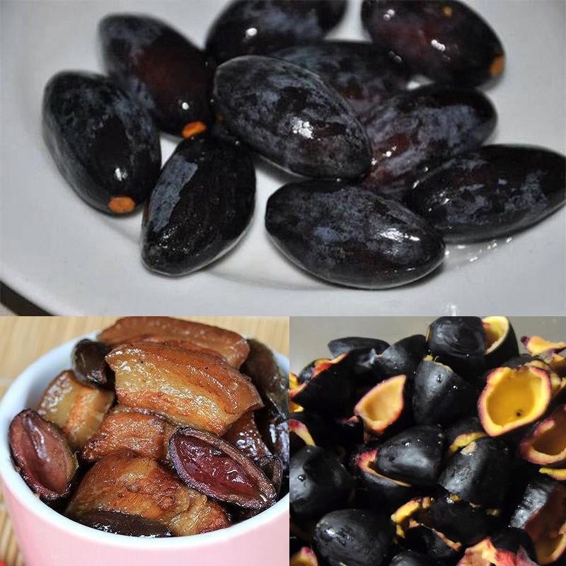 """Du lịch Bình Liêu ăn thử """"trám đen"""" - Đặc sản Bình Liêu"""