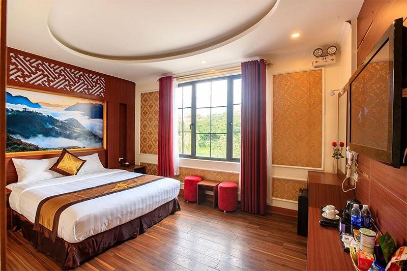 Khách sạn Sapa giá rẻ khu trung tâm