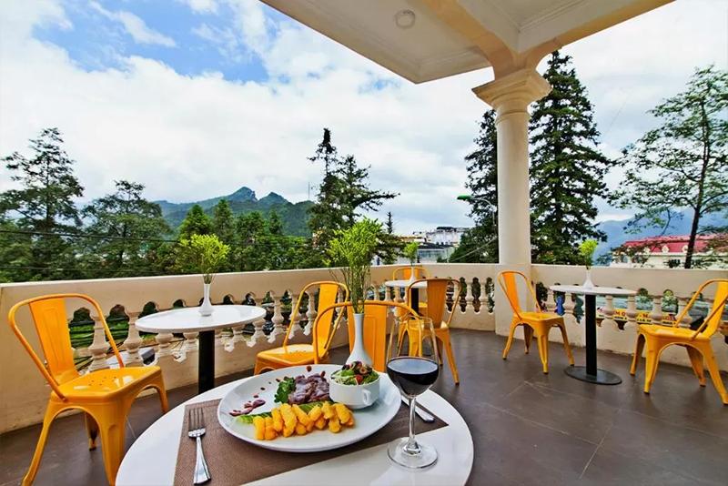Khách sạn Sapa - Khách sạn Lacasa Sapa Hotel