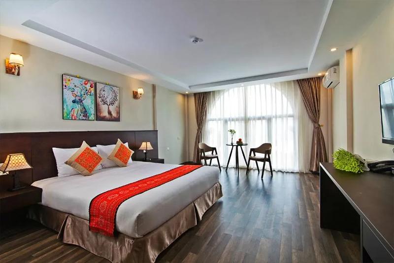 Khách sạn Lacasa Sapa Hotel phòng đơn