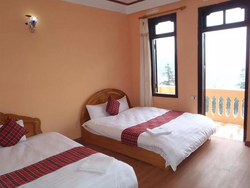 Khách sạn Sapa Travel Hotel