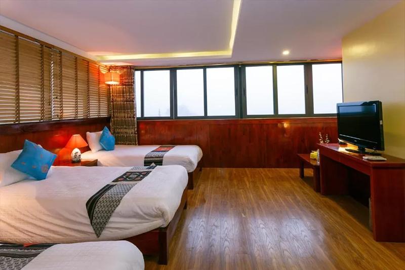 Khách sạn Sapa giá rẻ ở trung tâm