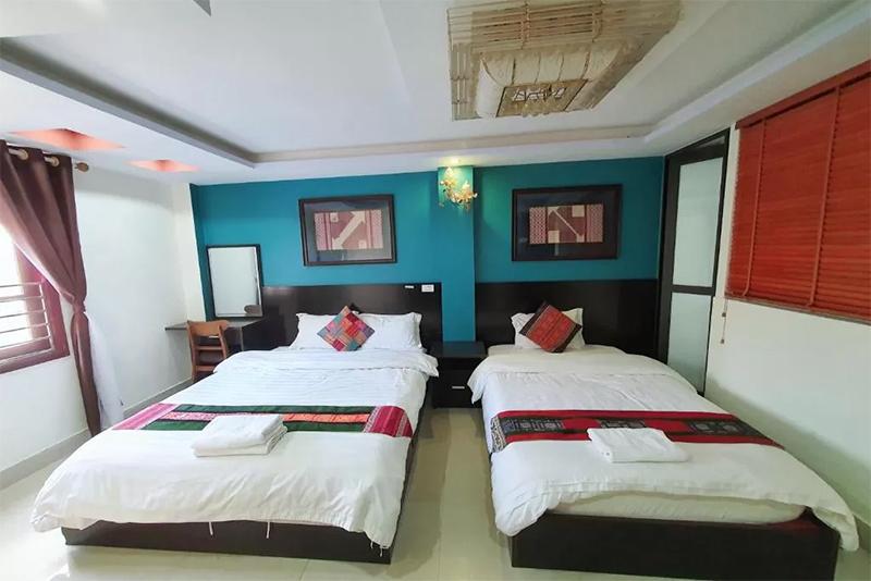 Nội thất phòng Khách sạn Sapa New Orient