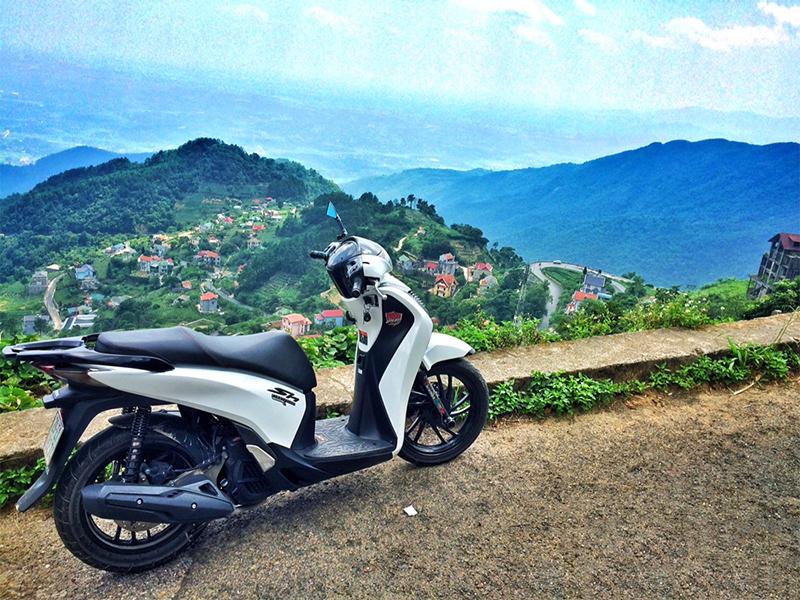 Kinh nghiệm thuê xe máy du lịch Đà Nẵng cho người mới