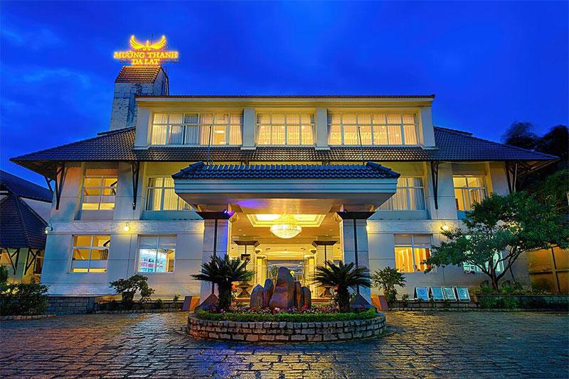Top khách sạn Đà Lạt tốt