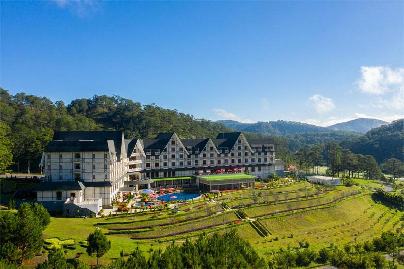 Top khách sạn Đà Lạt tốt nhẩt