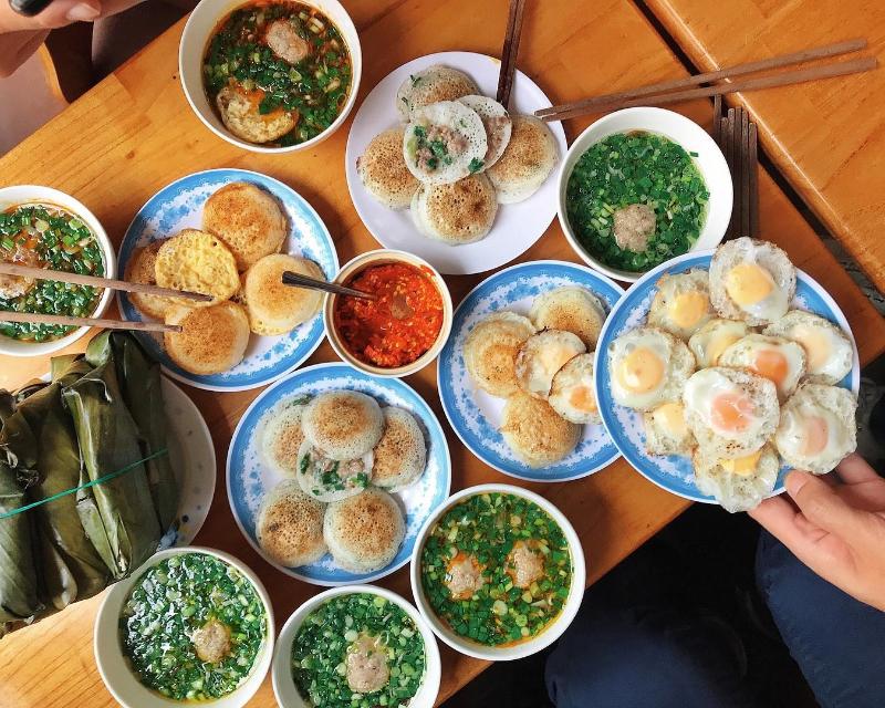 Bánh căn lệ - Đặc sản dân dã của Đà Lạt