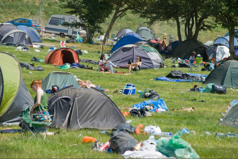 Từ Camping là gì?