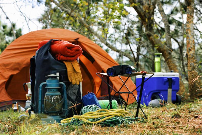 Định nghĩa camping là gì?
