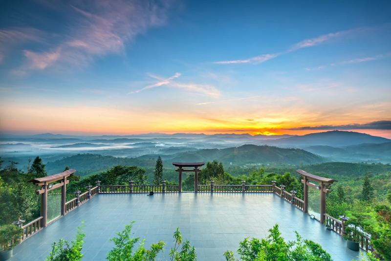 Top ngôi chùa ở Đà Lạt 9