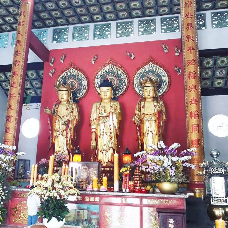 Top ngôi chùa ở Đà Lạt