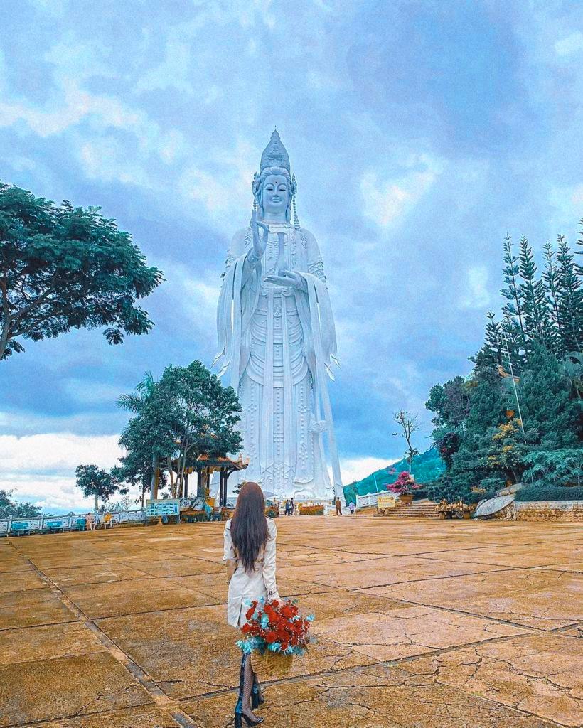 Top ngôi chùa ở Đà Lạt 1