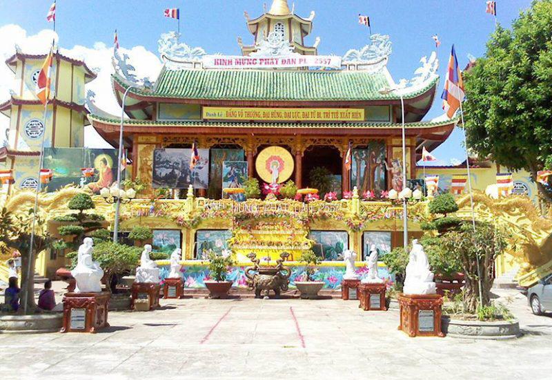 Top ngôi chùa ở Đà Lạt 4