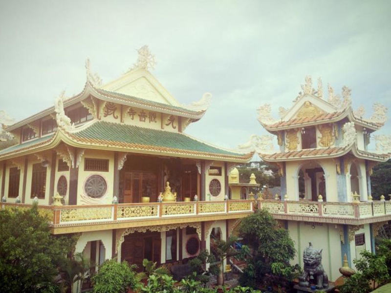 Top ngôi chùa ở Đà Lạt không thể bỏ qua