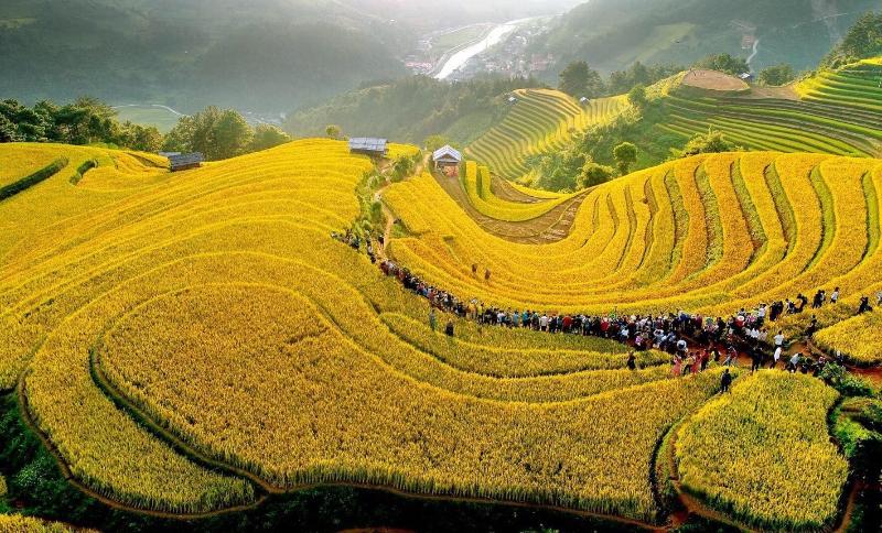 Các điểm du lịch Việt Nam nổi tiếng 10