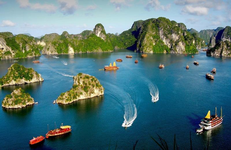 điểm du lịch Việt Nam nổi tiếng Quảng Ninh