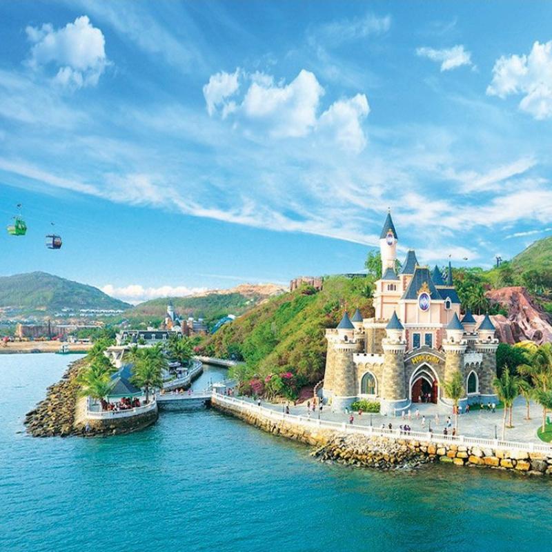 điểm du lịch Việt Nam nổi tiếng Khánh Hoà