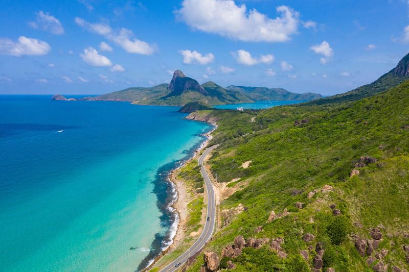 điểm du lịch Việt Nam nổi tiếng Côn Đảo