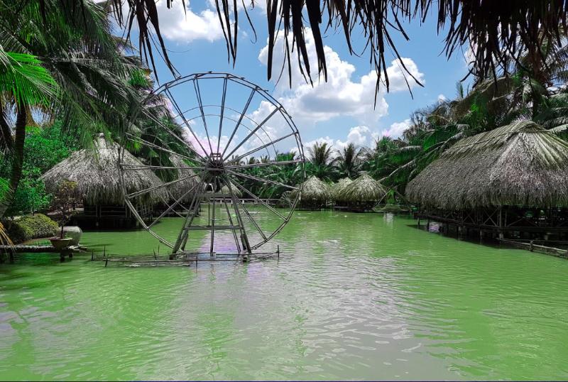 điểm du lịch Việt Nam nổi tiếng Cần Thơ
