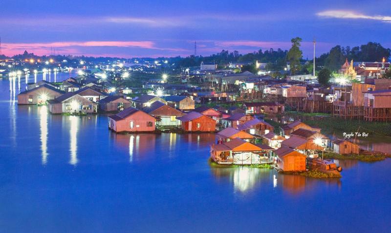 điểm du lịch Việt Nam nổi tiếng An Giang