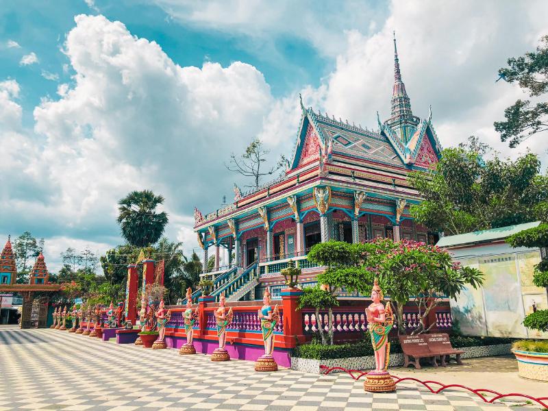 điểm du lịch Việt Nam nổi tiếng Sóc Trăng