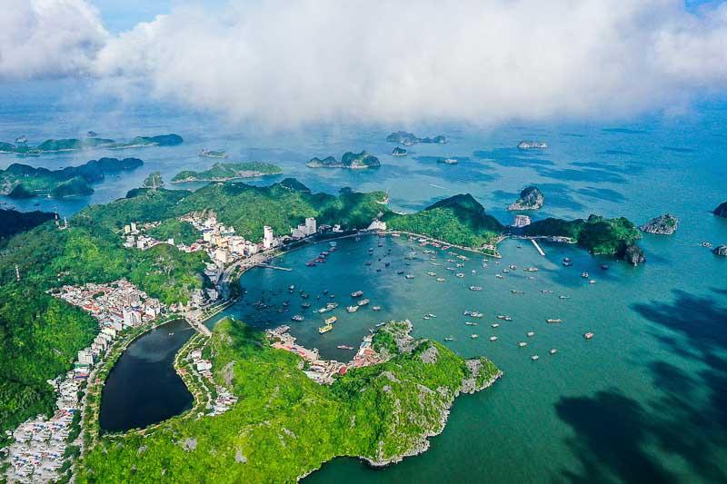 Các điểm du lịch Việt Nam nổi tiếng - Cát Bà