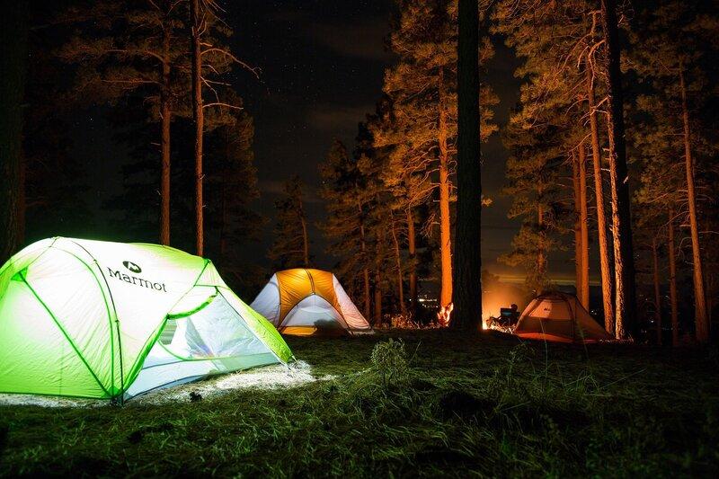 Cắm trại là hoạt động du lịch Nha Trang khá thú vị