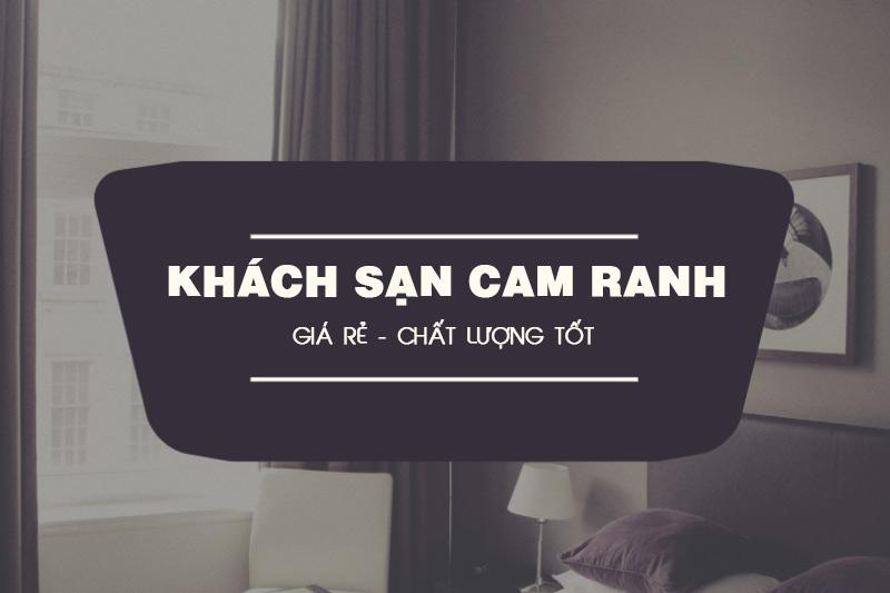 Khách sạn Cam Ranh giá rẻ