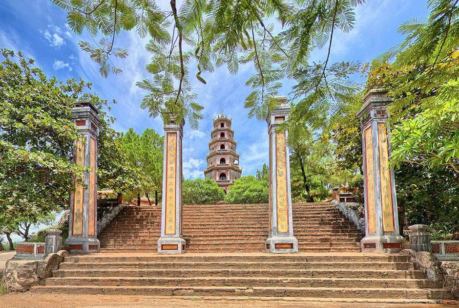 Kinh nghiệm du lịch Huế chùa