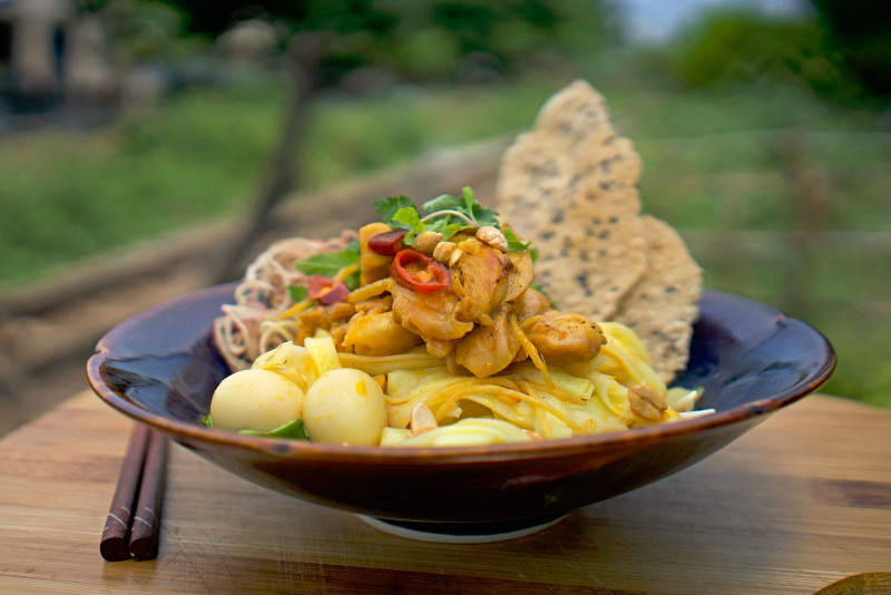 Món ăn đặc sản Đà Nẵng Mỳ quảng
