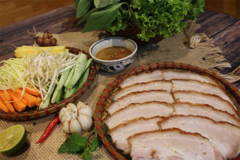 Món ăn đặc sản Đà Nẵng 2021
