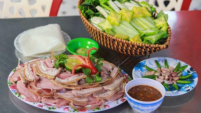 Món ăn đặc sản Đà Nẵng đặc biệt