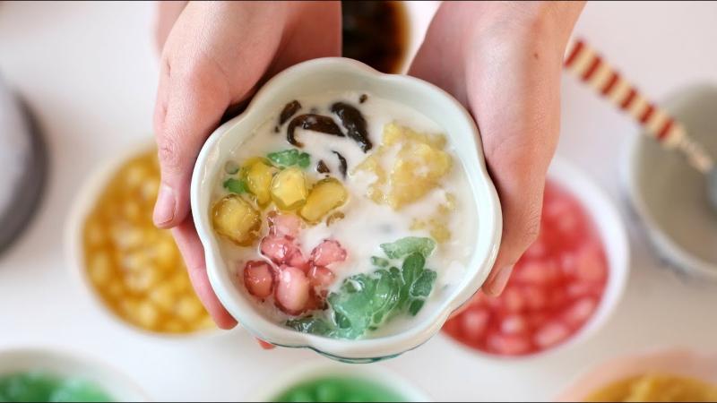 Món ăn đặc sản Đà Nẵng chè xoa xoa