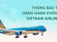 Vietnam Airlines điều chỉnh lịch bay nội địa (Từ 19/06/2021)