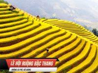 Lễ hội ruộng bậc thang Hoàng Su Phì sẽ diễn ra từ ngày 4 – 30/9