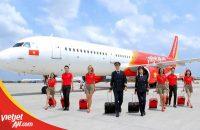 VietJet Air hỗ trợ khách khởi hành từ TP. Hồ Chí Minh