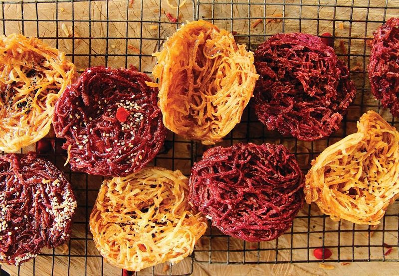 Đặc sản Bình Thuận làm quà bánh