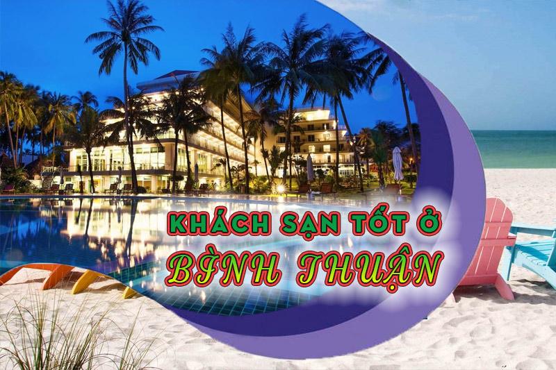 Khách sạn Bình Thuận tốt nhất