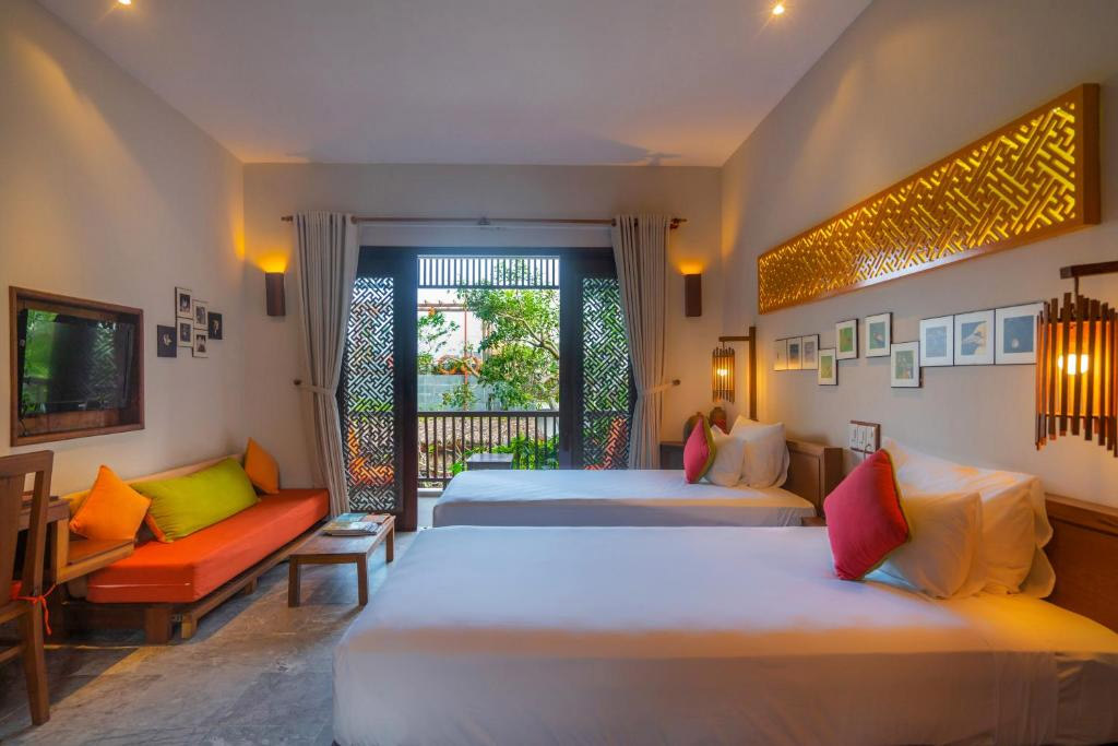 Khách sạn Hội An đẹp Hoian Chic 3