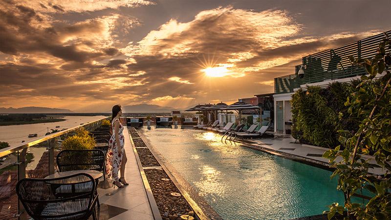 Khách sạn Hội An đẹp 2021