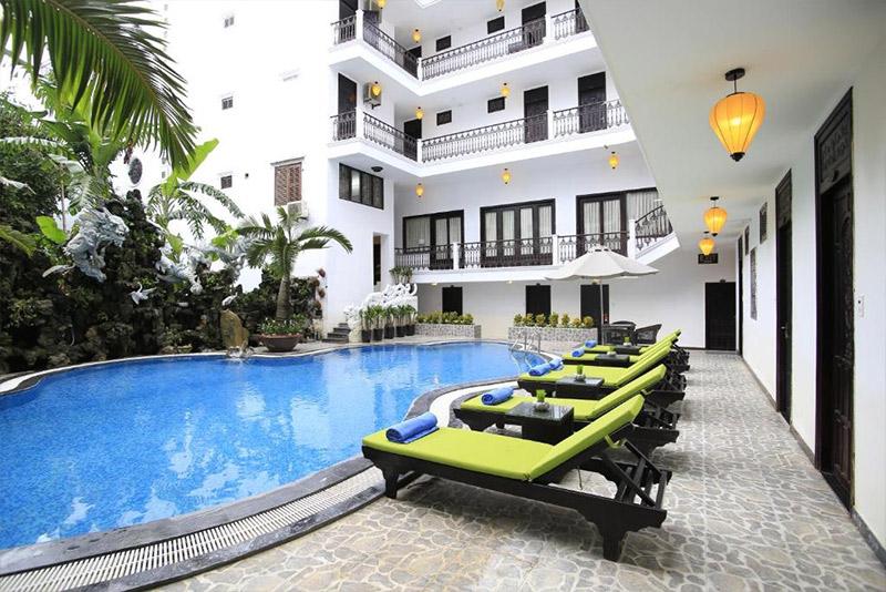 Khách sạn Hội An đẹp Acacia Heritage
