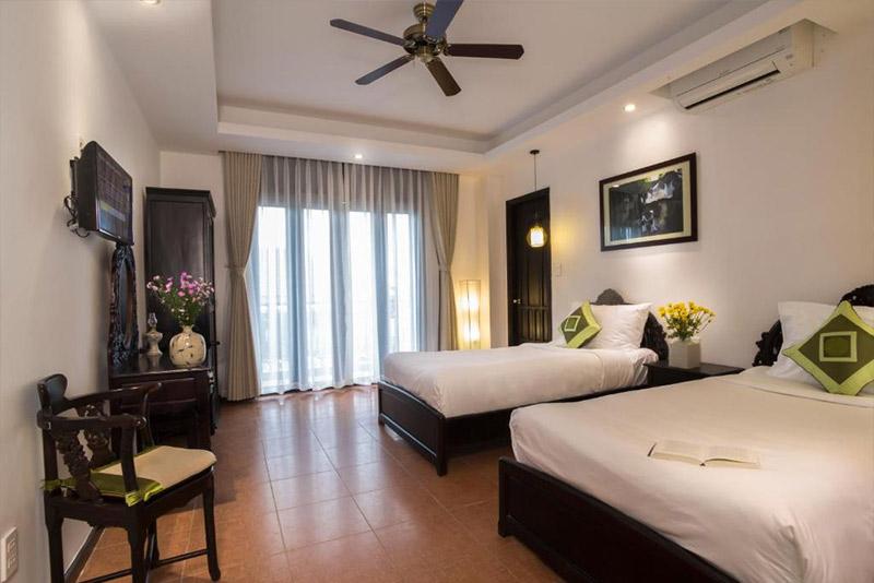 Khách sạn Hội An đẹp Acacia Heritage 2