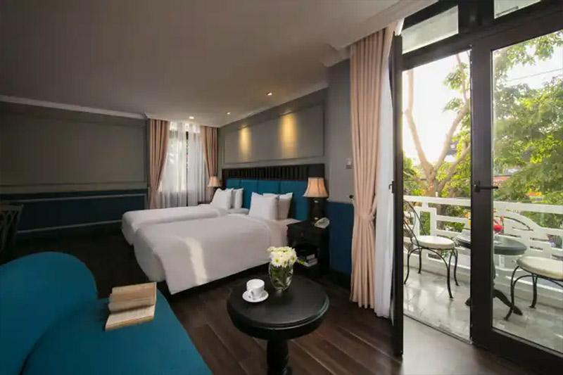 Khách sạn Hội An đẹp ngất ngây