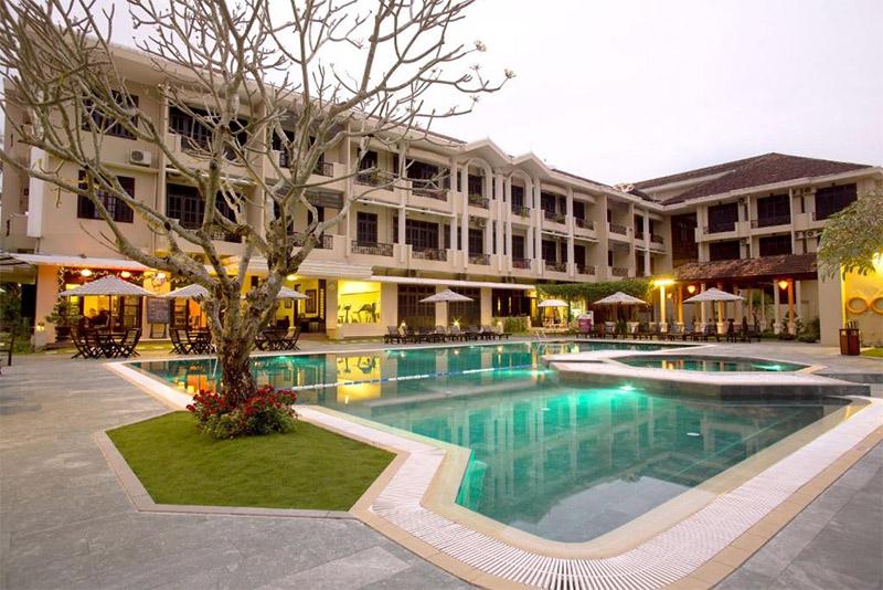 Khách sạn Hội An Historic 1