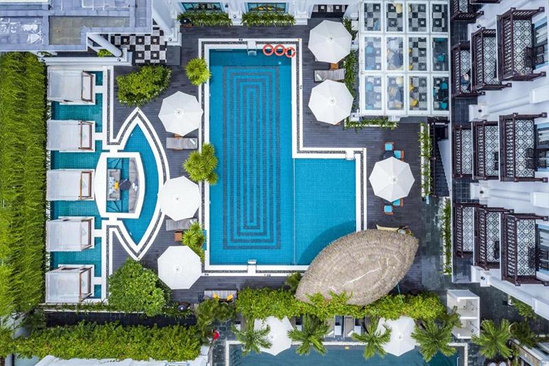 Khách sạn Hội An đẹp cho khách đi bụi