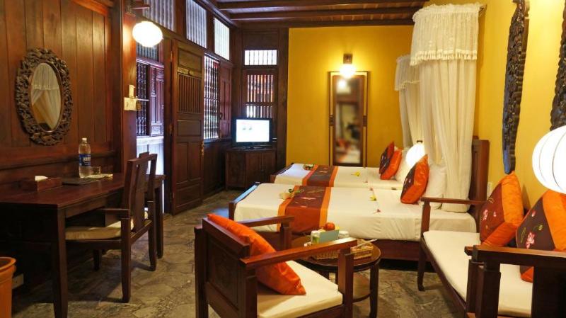 Khách sạn Hội An ở phố cổ