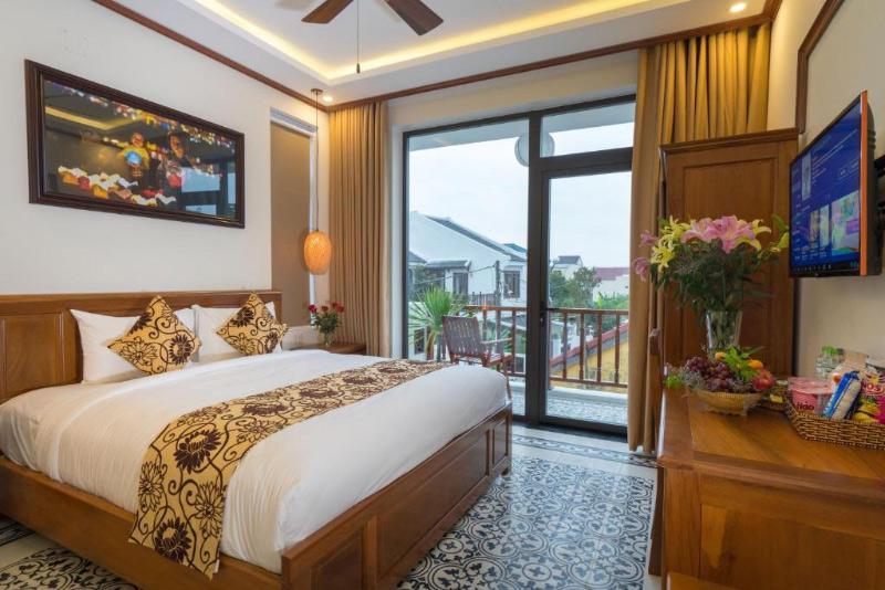 Top Khách sạn Hội An gần phố cổ