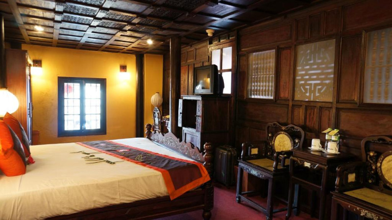 Khách sạn Hội An ở phố cổ 1