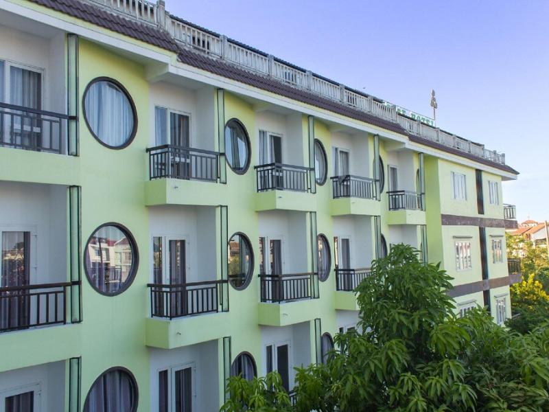 Khách sạn Hội An ở phố cổ 6