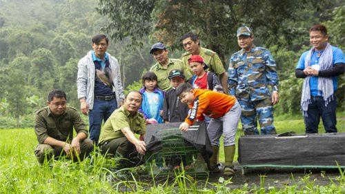 Tour tái thả động vật hoang dã VQG Cúc Phương